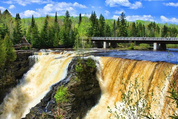Kakabeka Falls, Ontario, Canada