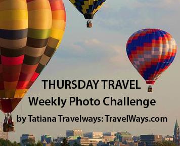 Thursday Travel Photo Challenge Icon