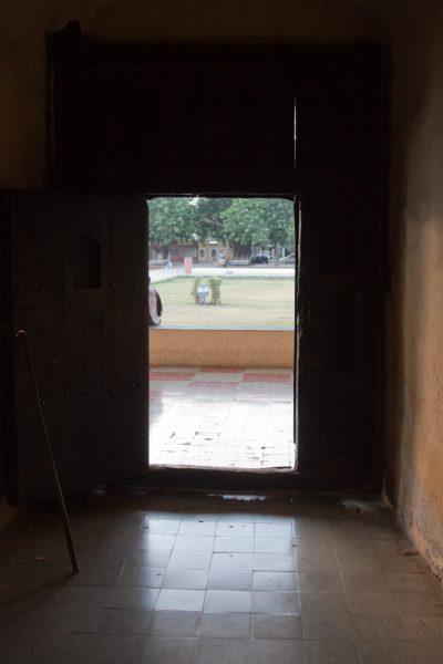 Door convent Merida