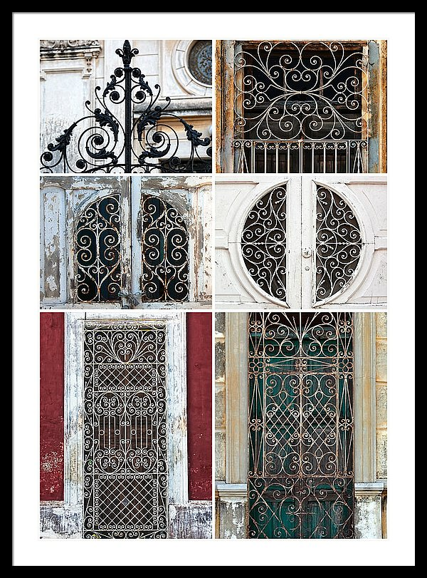 Merida doors poster by Tatiana Travelways
