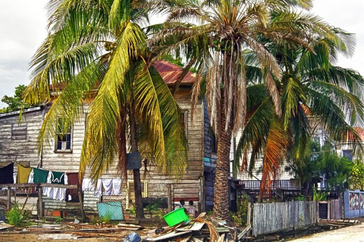 Belize City neighborhood