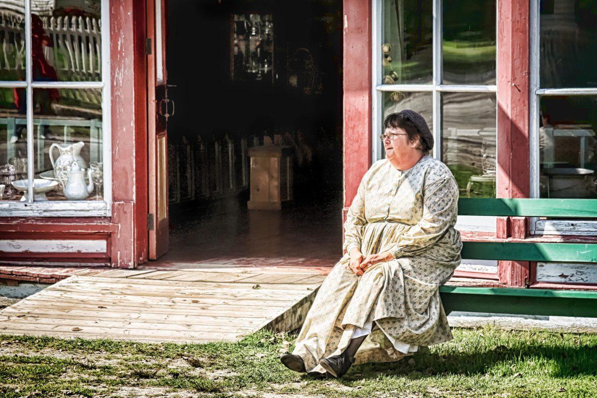 sherbrooke pioneers village nova scotia