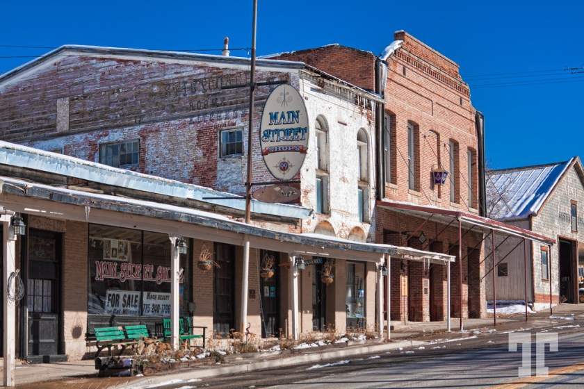 Austin Nevada Main Street