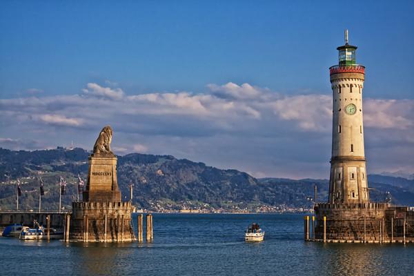 Lindau, Lake Constance