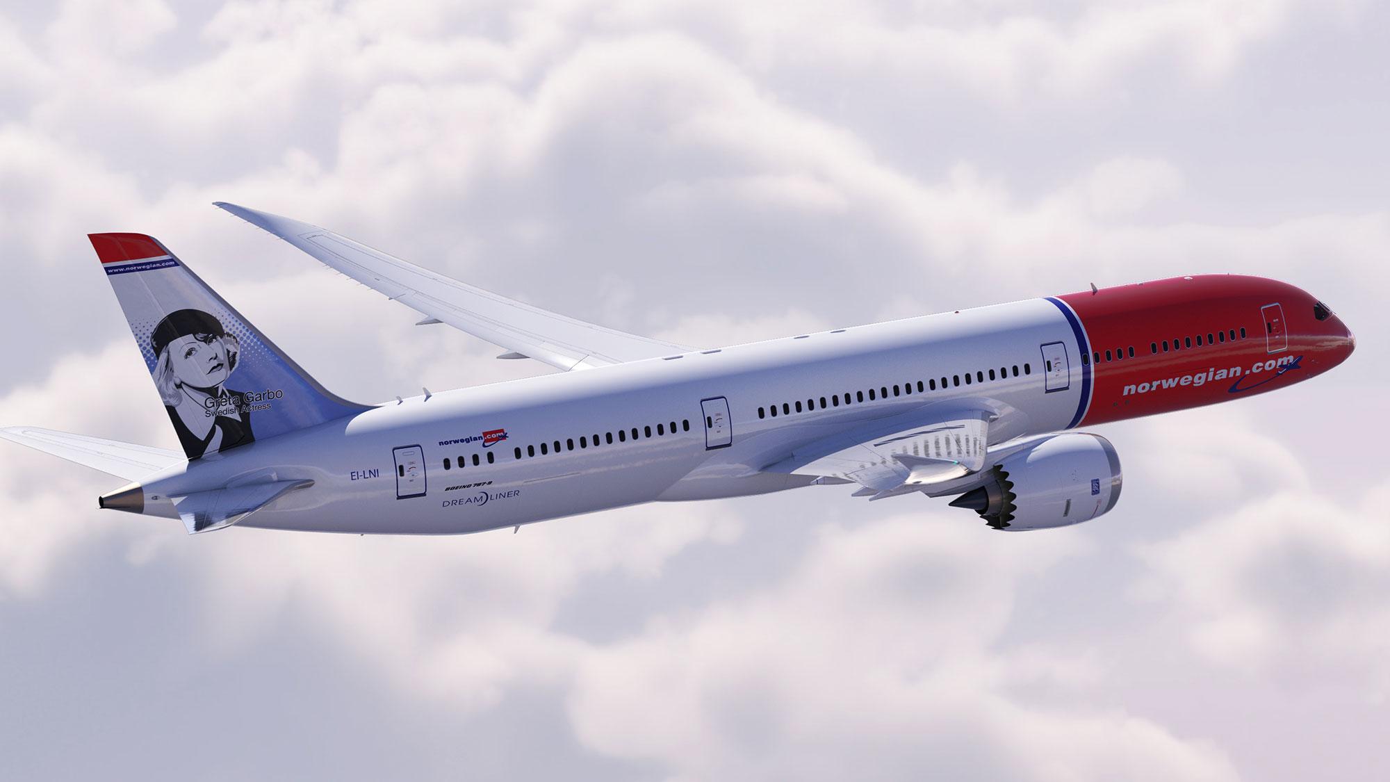 Resultado de imagen para Norwegian Air