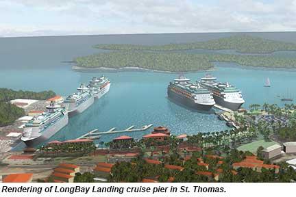 St. Thomas LongBay Landing