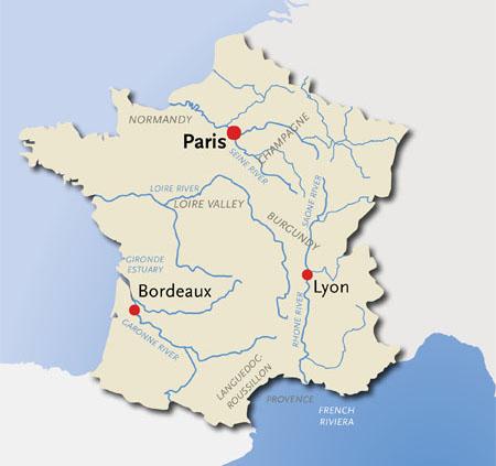 France map