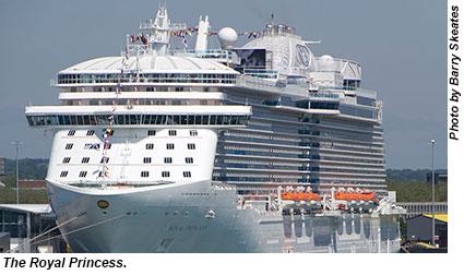 Royal Princess ship