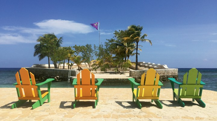 New Beach Huts At Goldeneye The Upscale Compound Built Around Ian Fleming S Jamaican Hideaway