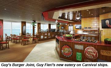 Guy Fieri restaurant