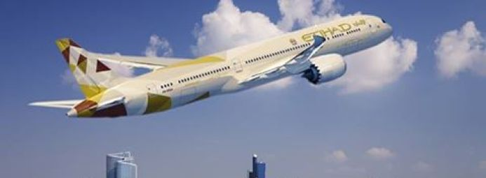Etihad Airline Flights