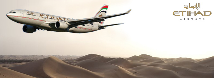 Etihad Airways Flights