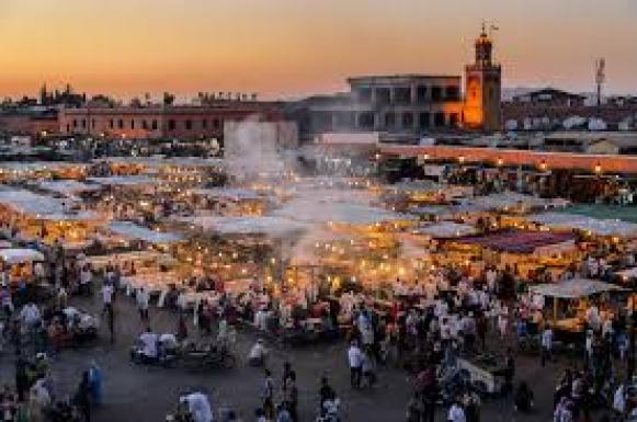 Attractions in Morocco