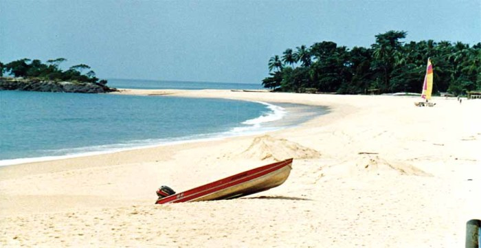 Sierra leone attractions