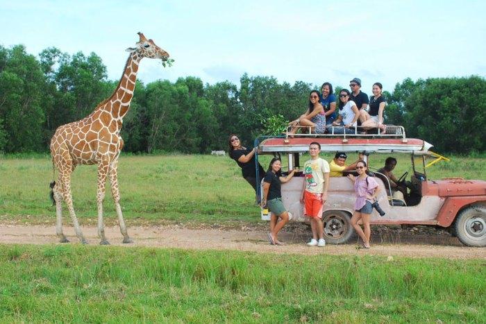 Calauit Safari Park—Palawan Philippines