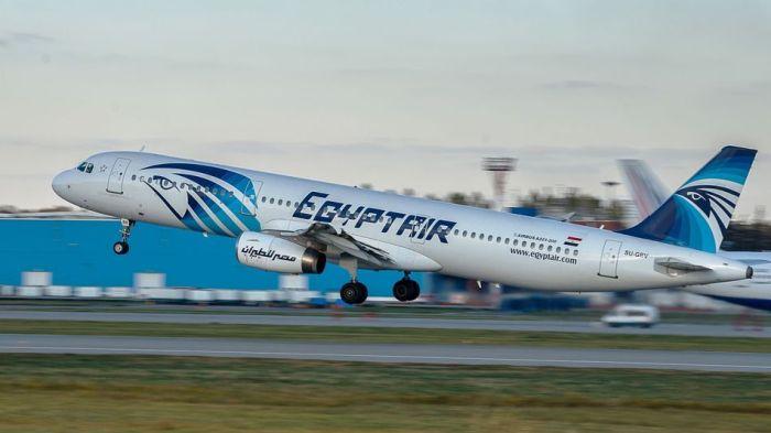 Egypt Air Plane Travel Wide Flights