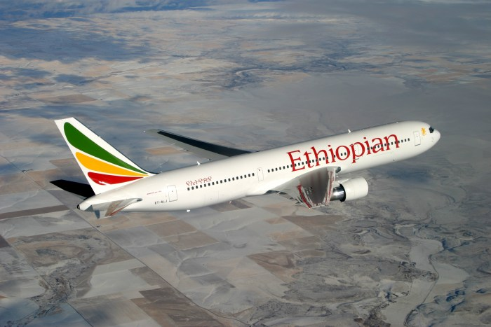 Ethiopian Airlines Travel Wide Flights