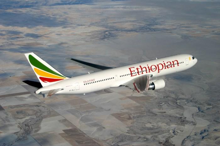 Ethiopian Airlines Travel Wide Flights