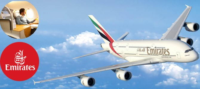 Why Travel With Emirates Airlines?