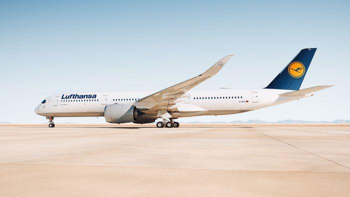 lufthansa travel wide flights