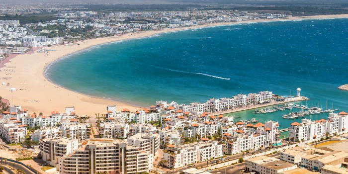 casablanca travel wide flights