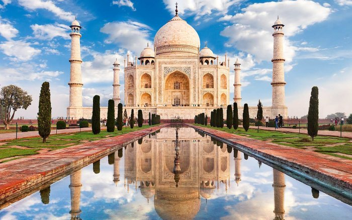 Taj Mahal Travel Wide Flights