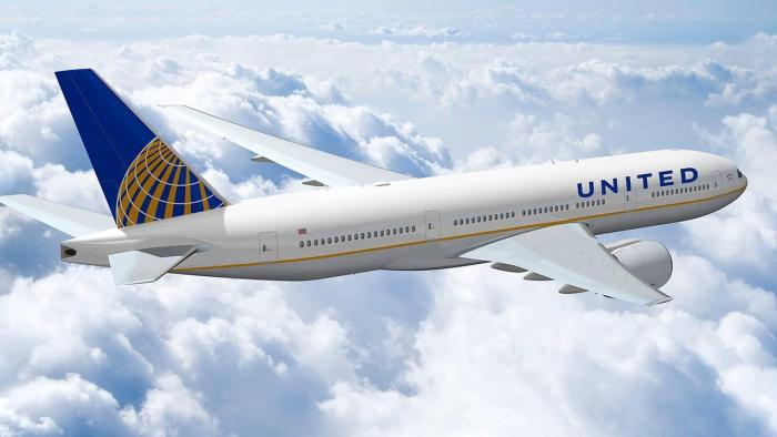 united air lines travel wide flights