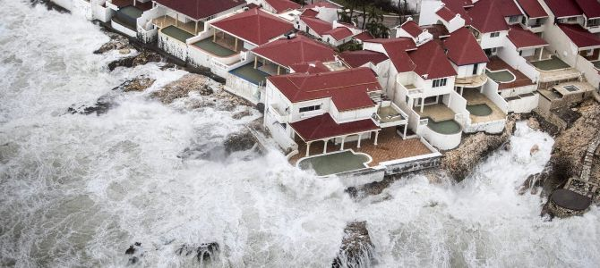 Flights Disrupted as Hurricane Irma Head Towards Florida