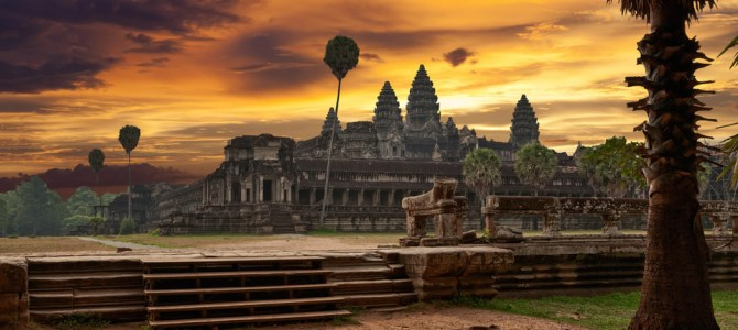 The Loveliness of Cambodia, Cheap Flights To Cambodia