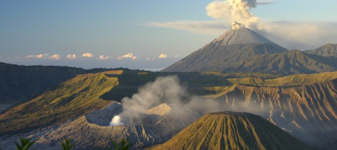 Bali Faces the Threat of Volcano Eruption