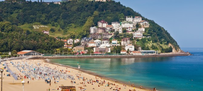 Popular destinations: Spain