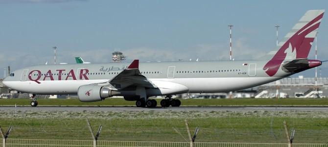 Qatar Airways Flight makes Emergency Landing in Goa