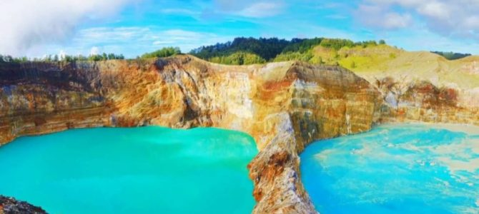 Unexplored Places In Indonesia