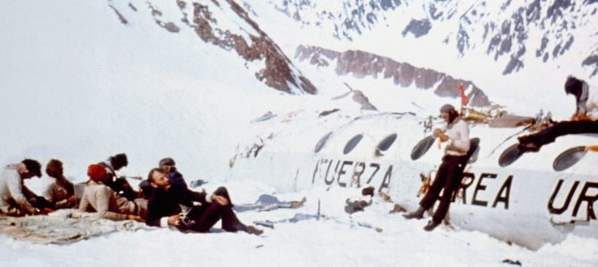 Uruguayan Air Force Flight 571 | Man to Inhumane