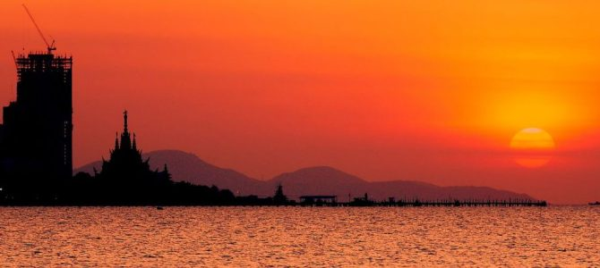 Beautiful Places to See in Pattaya