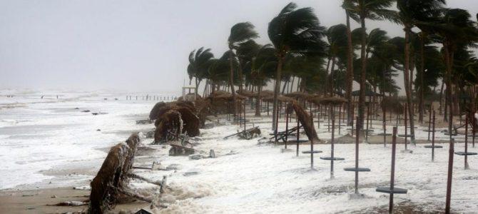 Cyclone Mekunu Effecting Flights In Different Countries