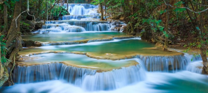 Beautiful Waterfalls To Visit In Asia