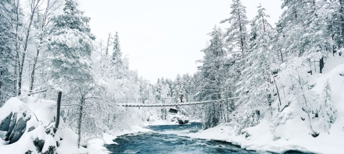 Top 5 Snowiest Places in the world