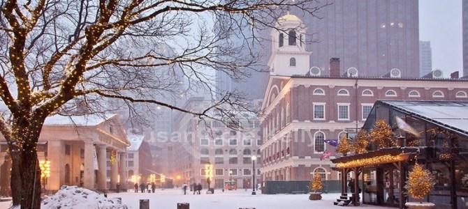 Booking a Trip to Boston