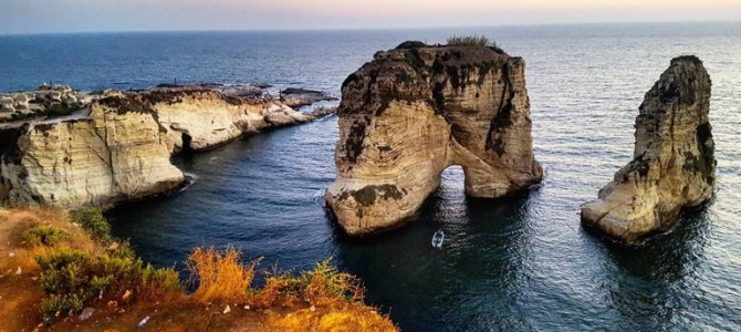 Falling in love with Lebanon