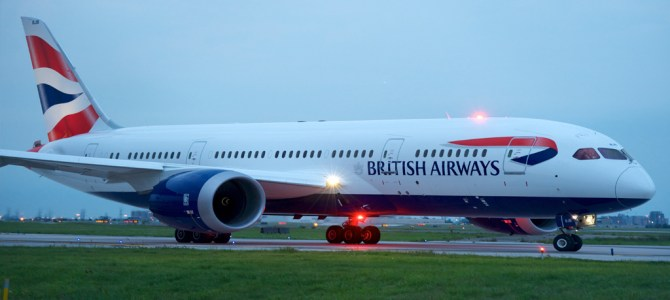 British airways introduce electric cab service at Heathrow
