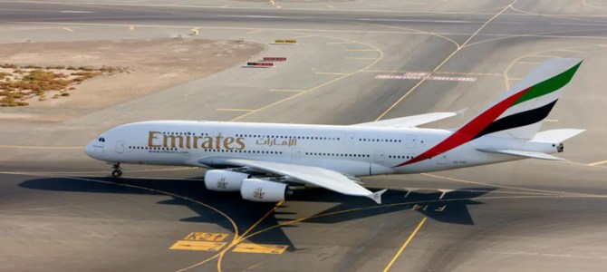 Emirates tests new way for passengers to pay for air tickets