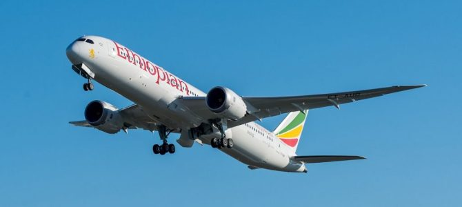 Ethiopian 777F diverted to Batam on lack of Indonesian clearance