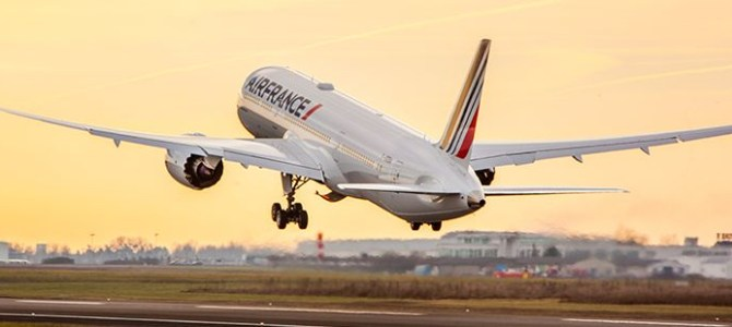 Air France to reduce Heathrow-Paris CDG service