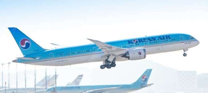 Korean Air signs interline deal with Flybe