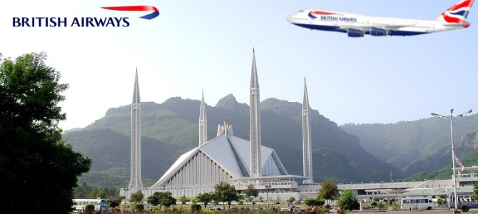 British Airways is Launching Flights to Islamabad