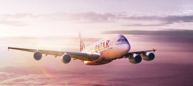 Qatar Airways Unveils New Cuisine
