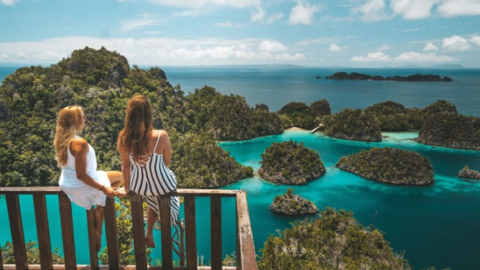 Raja Ampat, Indonesia, TravelWideFlights