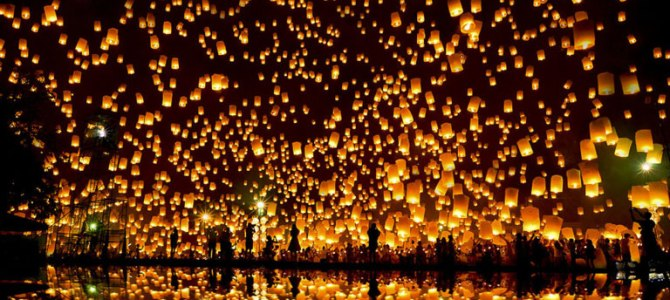 World Biggest Lantern Festival Coming To Dubai For The First Time