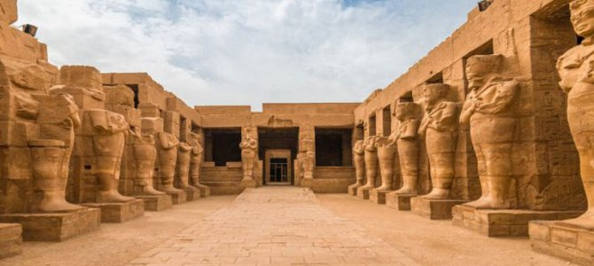 Historical Places To Visit In Luxor
